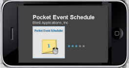 Pocket Event Scheduler